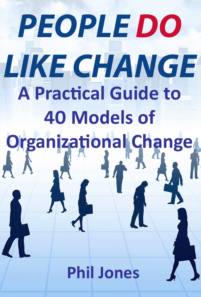 People do like change (Front Cover)