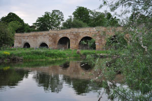 Bridge at Wansford