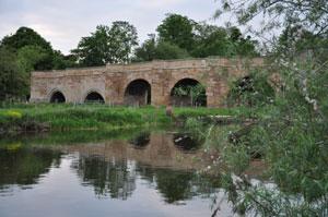 Bridge at Wansford