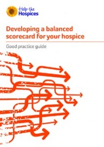 Help the Hospices, Hospice Balanced Scorecard guidelines