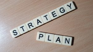 Strategy and plan spelt out